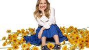 Drew Barrymore joue les créatrices de chaussures pour Crocs
