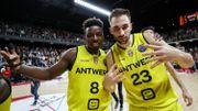 Anvers se qualifie pour le Final Four de la Ligue des Champions de basket