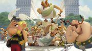 """Avec le """"Domaine des dieux"""", Astérix et Obélix prennent encore du relief"""