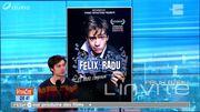 """Felix Radu: le jeune humoriste de 22 ans va """"improser"""" ses mots ce vendredi 14 septembre à Athus..."""