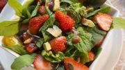 Recette: Méli-mélo fraîcheur et ses fraises