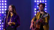 """Laura Crowe & Him séduit le plateau du 8/9 avec """"I Don't Want Your Lovin'"""" en live"""