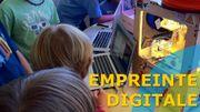 Spéciale enfants connectés dans Empreinte Digitale