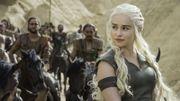"""""""Game of Thrones"""" reste la série télévisée la plus piratée"""
