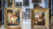 Découverte d'un tableau inconnu du peintre baroque flamand Jacques Jordaens