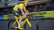 """Le président de l'UCI espère """"une décision avant le Tour de France"""" sur Froome"""