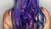 Geode & Galaxy Hair : les nouvelles tendances capillaire