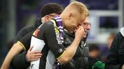 """Les larmes de Deschacht : """"J'ai joué ici 20 ans : Anderlecht, c'est pour la vie !"""""""