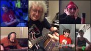 """[Zapping 21] Brian May reprend """"Hammer to Fall"""" avec des fans du monde entier"""