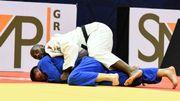 Le judoka Teddy Riner toujours invincible malgré vingt mois d'inactivité