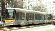 Le tram 3000 photographié en 2006