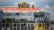 Cinéma Pathé à Charleroi : Comment une porte de sortie de secours peut se retrouver bloquée ?