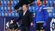 """Ronald Koeman après le faux pas du Barça à Levante: """"Encaisser trois buts en 45 minutes, ce n'est pas du niveau du Barça"""""""