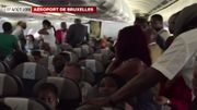 Ils avaient empêché une expulsion par avion: acquittés