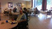 Les résidents de la maison de repos attendent le jour des frites avec impatience