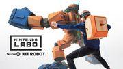 """""""Nintendo Labo"""": du carton pour transformer le jeu vidéo, le pari osé de Nintendo"""