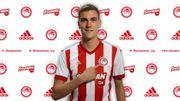 Bjorn Engels quitte le Club de Bruges et rejoint l'Olympiacos
