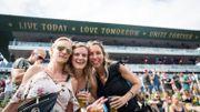 Tomorrowland se prépare à la canicule: un plan chaleur mis en place pour le second week-end de festival