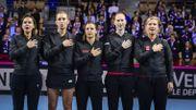 La Belgique ira en Italie pour les barrages du Groupe Mondial de Fed Cup