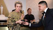 Un homme arrêté après avoir tenté de voler l'Oscar de Frances McDormand