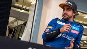 Alonso part à la faute et détruit sa voiture avant les 500 miles d'Indianapolis