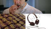 On vous propose de déguster du chocolat, avec... vos oreilles!