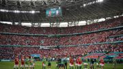 Euro 2020: L'UEFA enquête sur une banderole homophobe et des cris de singe à Budapest