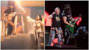 Lizzo et Cardi B jouent les déesses grecques, les Guns N' Roses atteignent un cap fatidique