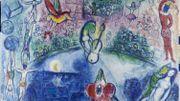 Philharmonie de Paris: Chagall et la musique