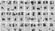 La sporadicité de l'info à travers les unes du NYT