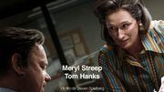 """""""Pentagon Papers"""" de Steven Spielberg, meilleur film de l'année pour le National Board of Review"""