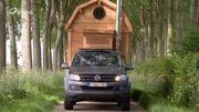 """La """"tiny house"""", la maison sur roues, débarque en Belgique"""