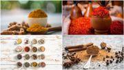"""Curcuma, cannelle et safran : découvrez les nombreux bienfaits de ces """"super épices"""""""