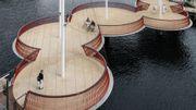 L'artiste danois Olafur Eliasson conçoit un nouveau pont à Copenhague