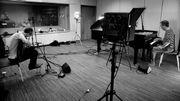 Rencontre et session acoustique avec le guitariste Quentin Dujardin et le pianiste Ivan Paduart