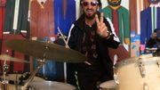 """Ringo Starr lance une énorme reprise de """" Come together """" avec plus de 100 musiciens"""