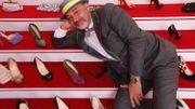 """Christian Louboutin: le talon 12 cm est """"une forme de liberté"""""""