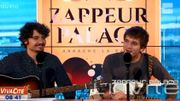 Le groupe belge Zappeur Palace un univers POP-rock moderne et diablement efficace