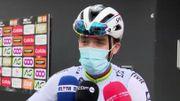 """Julian Alaphilippe au départ de la Flèche Wallonne : """"On a une équipe forte et on ne veut pas se faire piéger"""""""