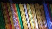 L'autre dada du Tournaisien, ce sont les traductions de Tintin en langues régionales.