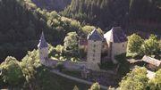 La balade de Carine : Le Château de Reinhardstein