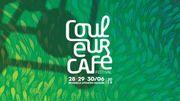 Concours: vos tickets pour Couleur Café