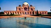 Inde : la tombe de Humayun, qui inspira le Taj Mahal, rénovée