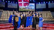 """La chorale danoise """"Vocal Line"""" remporte l'Eurovision des Choeurs !"""