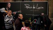 Adieu à Paco de Lucia à Madrid et dans sa ville natale d'Algésiras