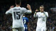 """La """"BBC"""" régale pour la première de Zidane à la tête du Real"""