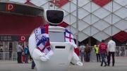 AlanTim, le robot qui vous protégera durant la Coupe du Monde de foot en 2018