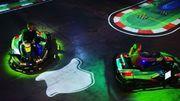 On a testé pour vous BattleKart, du karting en réalité augmentée