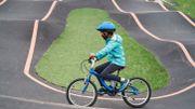 Bientôt ouverture d'un Pumptrack, une piste d'obstacles pour les vélos, rollers et trottinettes à Sprimont