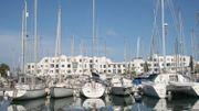 La balade de Carine : Port El Kantaoui